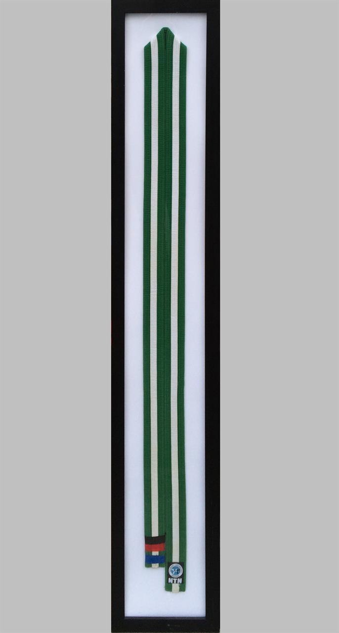 Teakwondo-belte - Greens rammefabrikk