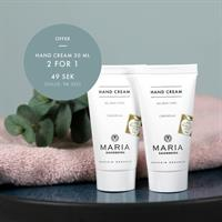 HAND CREAM 30 ml, 2 för 1
