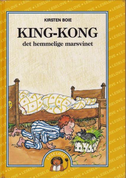 KING-KONG det hemmelige marsvinet