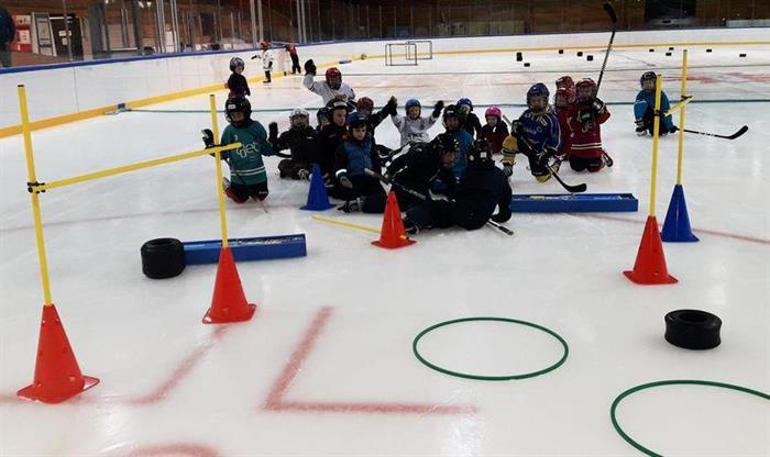 Oppstart skøyte- og hockeyskole våren 2021