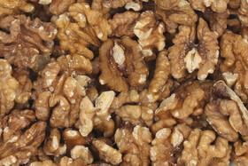 Saksanpähkinä puolikkaat eurooppalainen 500 g, luomu