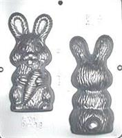 Plastform Lodden Hare m/gulrot 3D