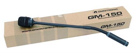 GM-150 Gooseneck Omnitronic