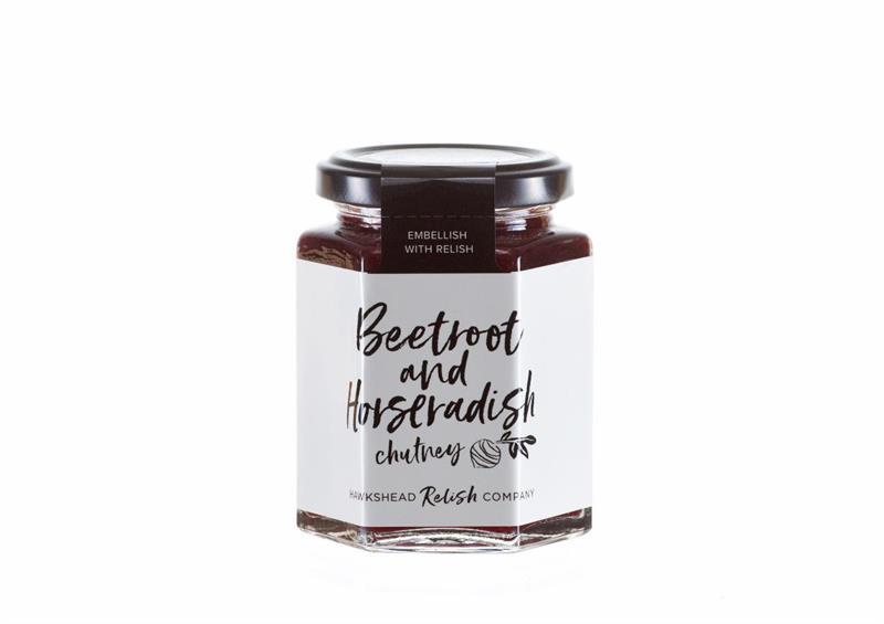 Beetroot & Horseradish Chutney 205g