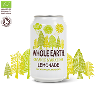 Whole Earth Sitruuna limu 24 x 330 ml LUOMU