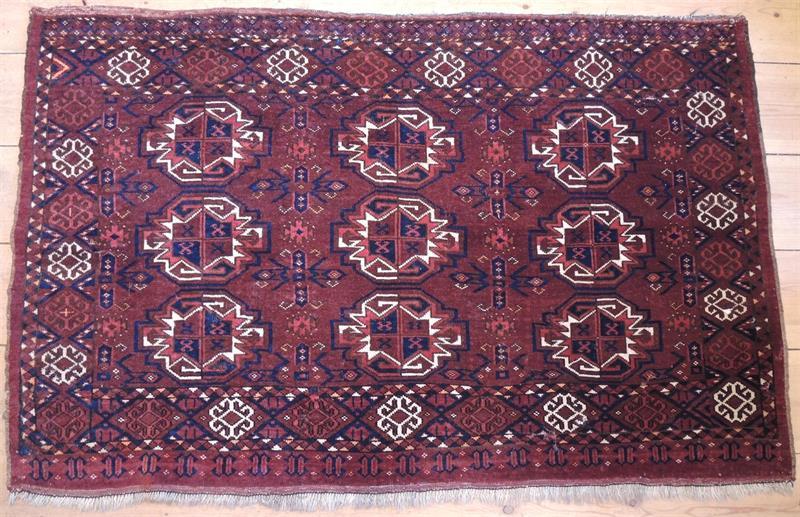 391 Afghan Chuval 142 x 84