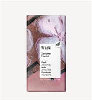Suklaalevy Vivani tumma mantelilla 100 g, luomu