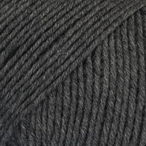 Baby Merino Mørk grå
