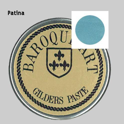 Gilders paste patina