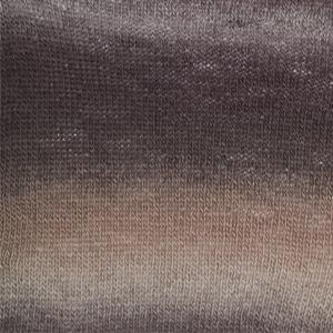 Delight Print Plomme/beige/lyng