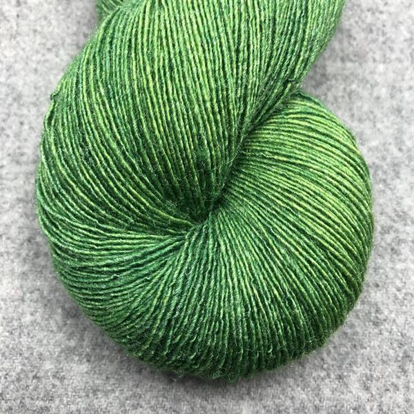 Filisilk Ärtgrön
