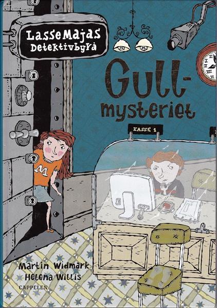 LasseMajas Detektivbyrå: Gull-mysteriet