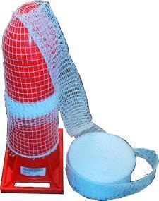 Skinkkanon, plast 125 mm