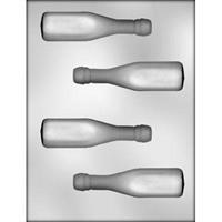 Plastform CK Champagne Bottle 4 stk 3D