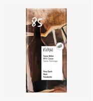 Suklaalevy Vivani tumma 85 % 100 g, luomu