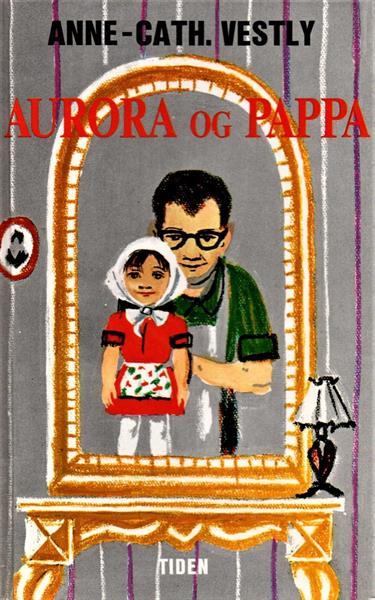 Aurora og pappa