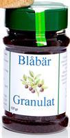 Granulat Blåbär 125 g krydd