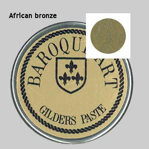 Gilders paste african bronze