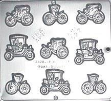 Plastform Old Cars