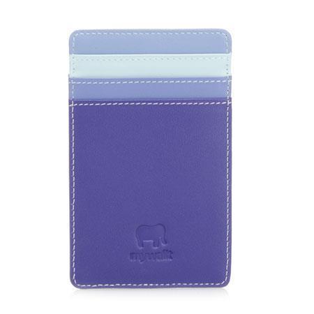 Kreditkortsfodral stående nr.128 Lavender Mywalit