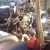 Motor transmission