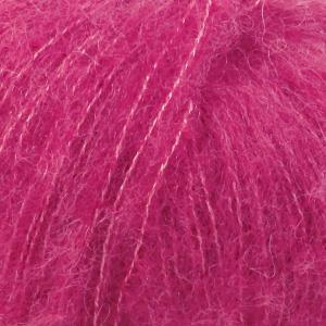 Brushed Alpaca Silk Cerise