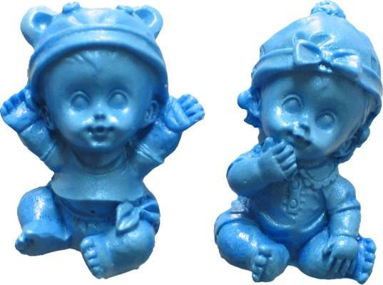 FIM Silikonform 2 små babyer (B210)
