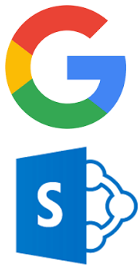 Ledelsessystemer basert på Google G Suite eller Office 365 / SharePoint