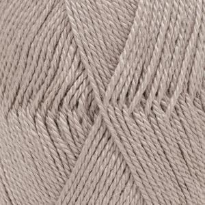 Baby Alpaca Silk Lys grålilla