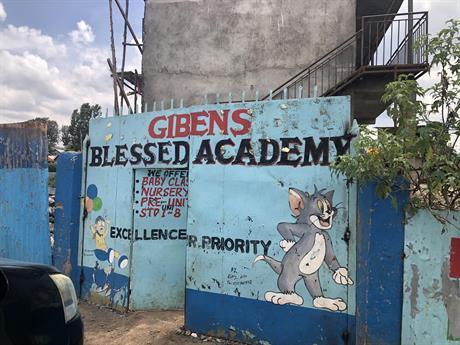 Gibens Blessed Academy
