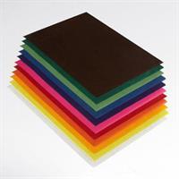 Kuultopaperi 50x70cm 11-värin lajitelma 100 arkkia/pkt