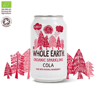 Whole Earth Coca-Cola limu 24 x 330 ml LUOMU
