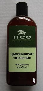 Sjampo for normalt til tørt hår 250 ml