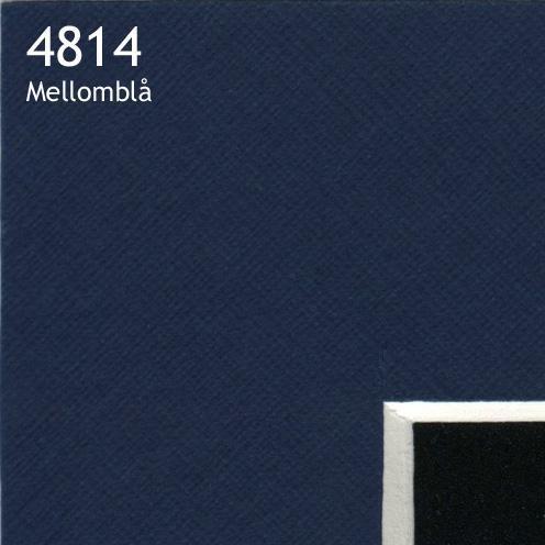 4814 mellomblå