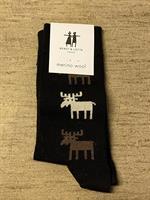 Cai strumpa i merinoull Moose st.35-39