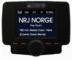 Autodab Go-S DAB+ Adapter (V-E)