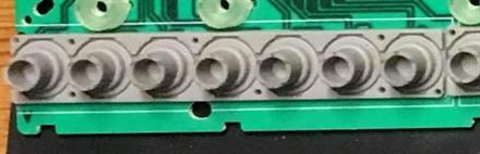 PW145 Rubber switch-7, Brukt (K1N203)