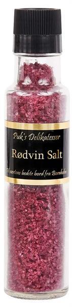 Rødvin Salt (kvern) 240g
