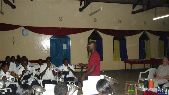 Kibera Band with Eric Mondi