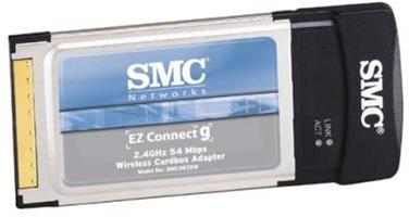 SMC2835W 54Mbps Wireless Cardbus Adapter