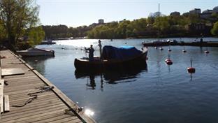 Sjösättning 150509