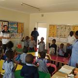 Kibera Nursary - Welcome to class 3