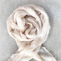 Three M Scarves, Beige