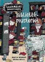 LasseMajas Detektivbyrå: Bibliotekmysteriet