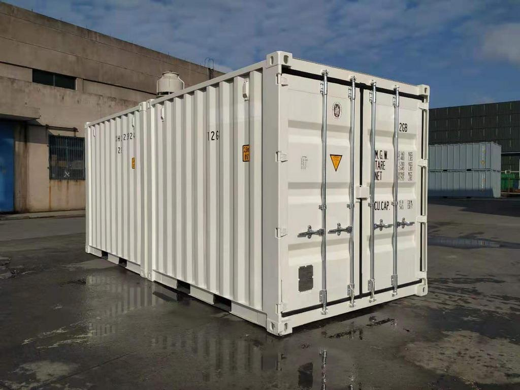 10 fots container