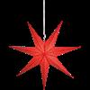 Julstjärna Dot röd 100cm Star Trading