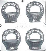 Plastform Blomsterkurv 3D