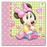 Servietter Minnie