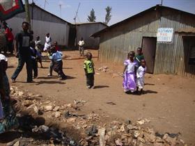 Makutano area