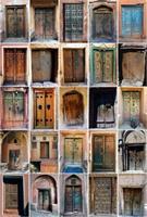 40 Tjue dører fra Abyaneh